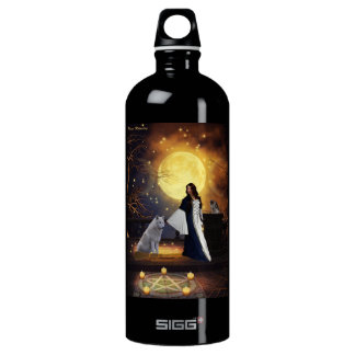 Ritual Night Aluminum Water Bottle
