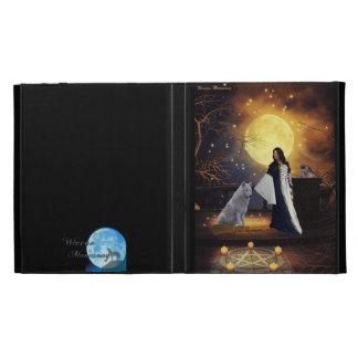 Ritual Night iPad Folio Cover