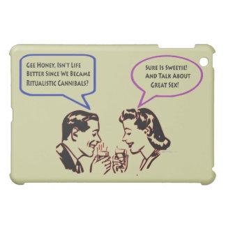 Ritualistic Cannibals Funny  iPad Mini Case