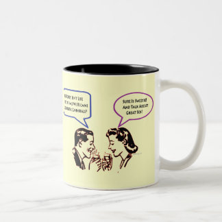 Ritualistic Cannibals Twisted Humor Mug