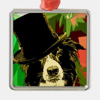 Ritz Dog Metal Ornament
