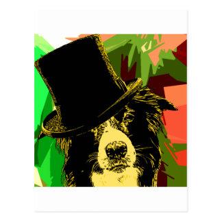Ritz Dog Postcard