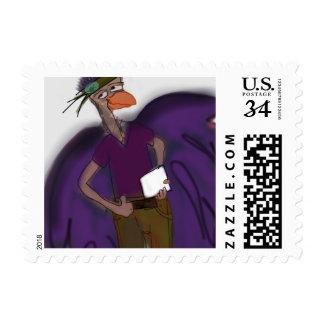 "Ritz - Postage 1.8"" x 1.3"", $0.34 by Rainah Jamean"