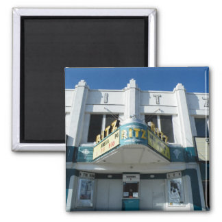 Ritz Theater 2 Inch Square Magnet