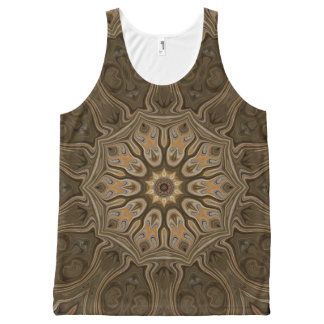 Ritzy. All-Over-Print Tank Top