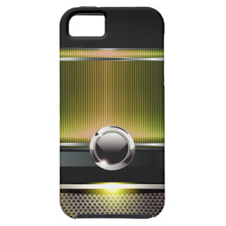 Ritzy Euro Sleek designer phone case (citron) iPhone 5 Covers