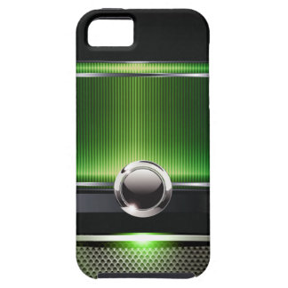 Ritzy Euro Sleek designer phone case (green) iPhone 5 Cover