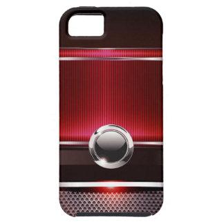 Ritzy Euro Sleek designer phone case (red) iPhone 5 Case