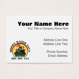 Riv Div 512 Business Card