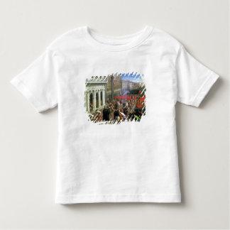 Riva degli Schiavoni, Venice (oil on canvas) (deta T Shirt