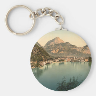 Riva del Garda I, Trentino-Alto Adige, Italy Keychain