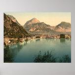 Riva del Garda I, Trentino-Alto el Adigio, Italia Poster