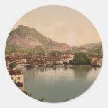 Riva del Garda II, Trentino-Alto Adige, Italy Classic Round Sticker