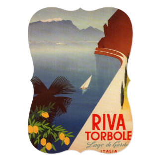 Riva Torbole, Lago di Garda Card