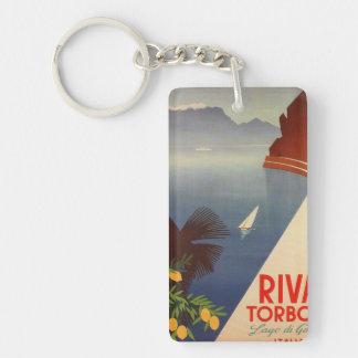 Riva Torbole, Lago di Garda Keychain