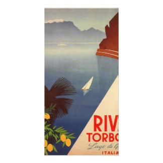 Riva Torbole, Lago di Garda Photo Card