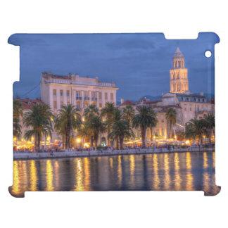 Riva waterfront, Split, Croatia Case For The iPad