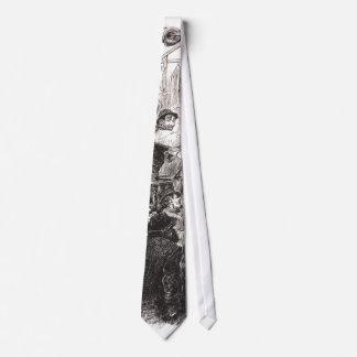Rival Dealers In Petticoat Lane Neck Tie