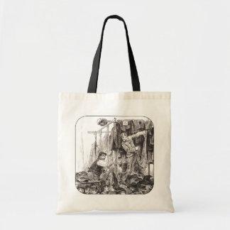 Rival Dealers In Petticoat Lane Tote Bag