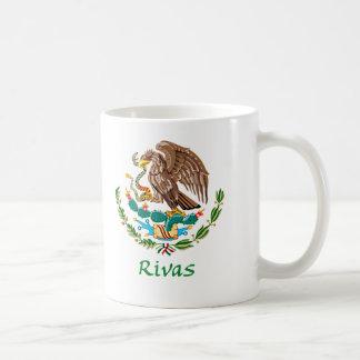 Rivas Mexican National Seal Coffee Mug