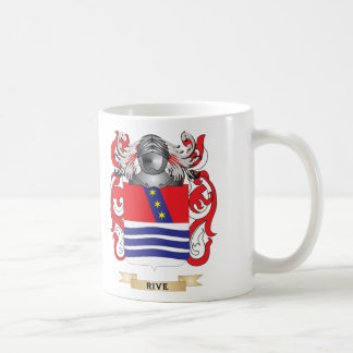 Rive Coat of Arms (Family Crest) Coffee Mugs