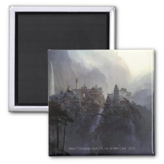 Rivendell 2 Inch Square Magnet