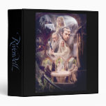 Rivendell Character Collage Binder