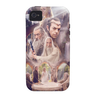 Rivendell Character Collage Case-Mate iPhone 4 Case
