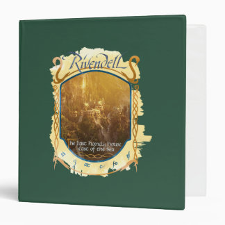 Rivendell Graphic 3 Ring Binder