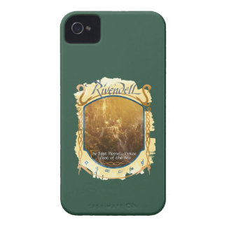 Rivendell Graphic iPhone 4 Cover
