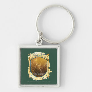Rivendell Graphic Keychain