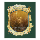 Rivendell Graphic Poster