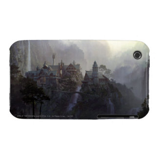 Rivendell iPhone 3 Case-Mate Cobertura