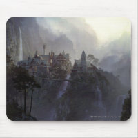 Rivendell Mouse Pad