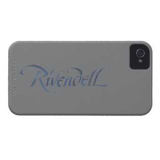 Rivendell Name Textured Case-Mate iPhone 4 Case