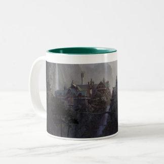 Rivendell Two-Tone Coffee Mug
