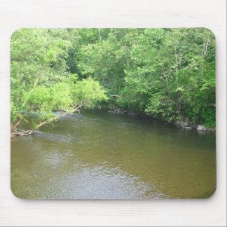 River 2 Mousepad
