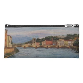 River Arno Painting Pencil Case