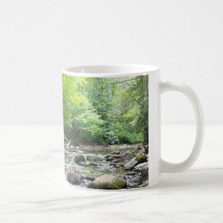 River at Backbone Rock Mug