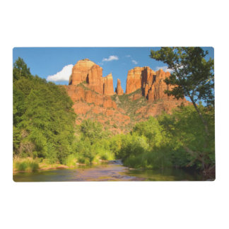 River at Red Rock Crossing, Arizona Placemat