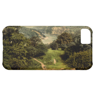 River Avon from Clifton Downs, Bristol, England iPhone 5C Cover