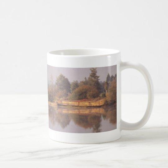 River Barge Mug