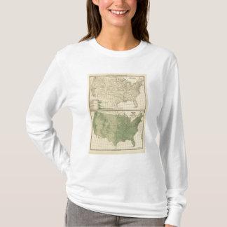 River basins, Forestry T-Shirt