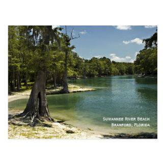 River Beach Postcard