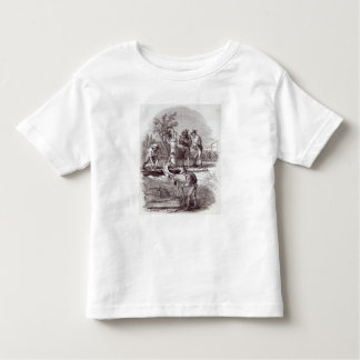 River-bed claim on the Turon Toddler T-shirt