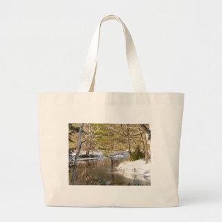 River Bend Jumbo Tote Bag