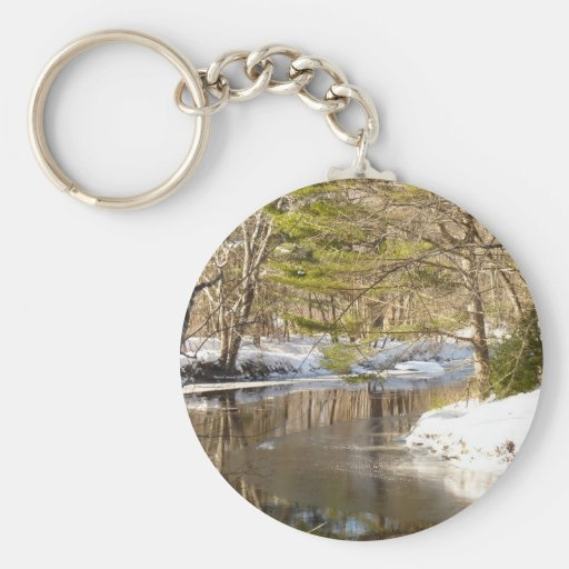 River Bend Keychain
