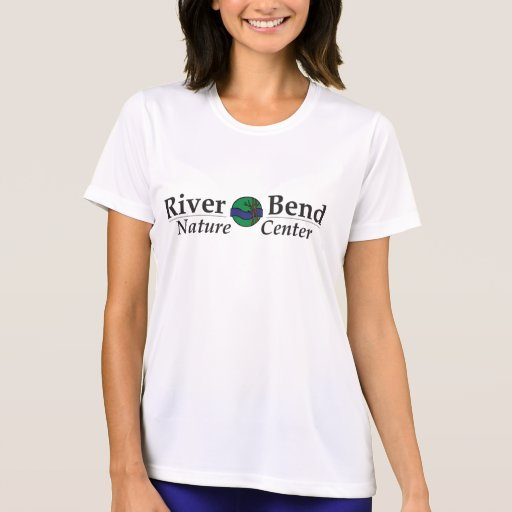 River Bend Logo Performance Microfiber T-Shirt