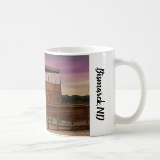 River boat coffee mug