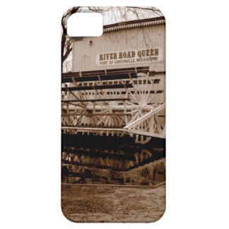 River Boat Queen Landmark iPhone SE/5/5s Case